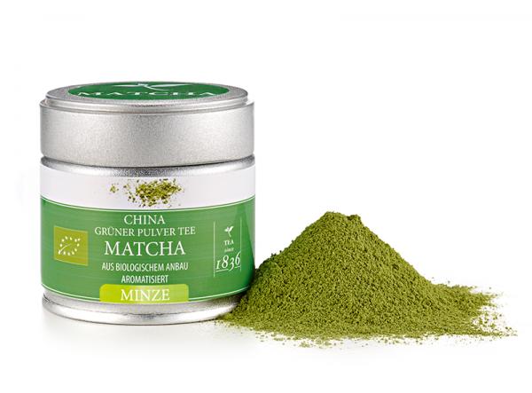 Matcha Minze
