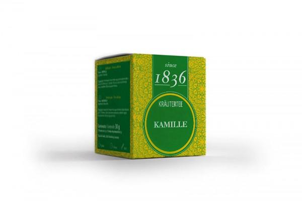 Kamille Kräutertee